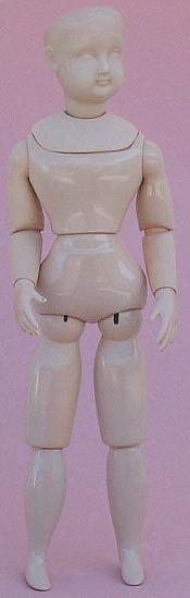 French Fashion Body for 11 1/2 inch Dolls