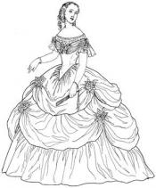 Ball Gown Patterns